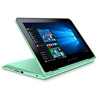 "HP Pavilion X360 HD Touchscreen Convertible 11.6"" Notebook, Intel Core m3-6Y30, 4GB Memory, 500GB Hard Drive, B&O Play Audio, Windows 10"
