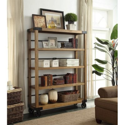 Creighton Accent Shelving.  Ends: Sep 2, 2014 4:00:00 PM CDT