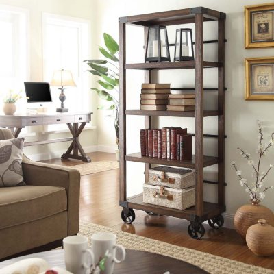 Collins Bookcase.  Ends: Sep 17, 2014 11:00:00 PM CDT
