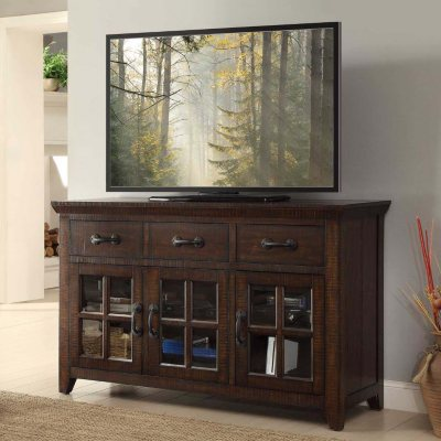 Gibson Collection Antique Finish Console.  Ends: Jun 27, 2016 6:00:00 AM CDT