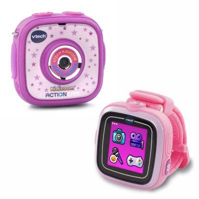 Vtech Kidizoom Action Cam/Smart Watch Bundle.  Ends: Jul 27, 2016 9:00:00 AM CDT
