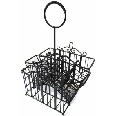 Portable Wrought Iron Picnic Caddy.  Ends: May 28, 2015 11:05:00 PM CDT