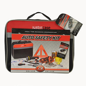 Justin Case Deluxe Safety Kit