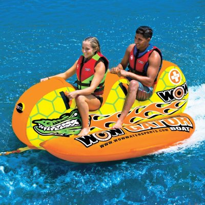 WOW Gator Boat (Two Person).  Ends: Jul 28, 2015 11:40:00 AM CDT