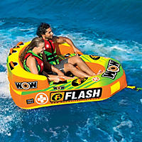 Flash 2-Person Towable with 60' Tow Rope