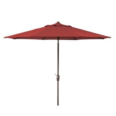 Member's Mark Market Umbrella with Premium Sunbrella Fabric, Red (10' tall).  Ends: Sep 20, 2014 5:25:00 AM CDT