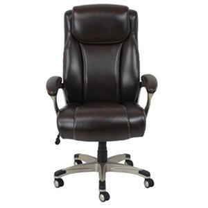 Barcalounger Big & Tall Executive Office Chair, Brown ...