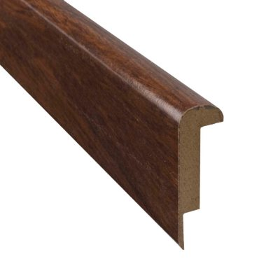 "SimpleSolutions™ Four-in-One Molding, Mayfair Mahogany (78.75"" Long)"