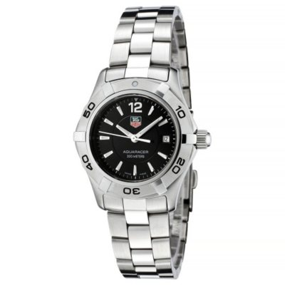 Tag Heuer Aquaracer Women's Watch.  Ends: May 25, 2016 6:00:00 PM CDT