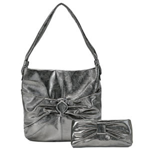 Orvieto by Estel Park Retro Lucido Leather Handbag
