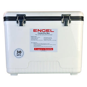 Engel Cooler/Dry Box - 30 qt.