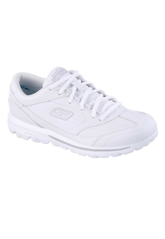 Skechers Go Walk On the Go women's athletic shoe.