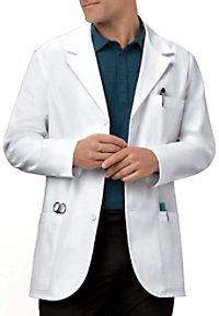 Cherokee mens consultation 31 inch lab coat.