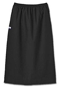 Fundamentals ladies elastic waist skirt.