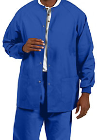 Fashion Seal unisex scrub jacket.