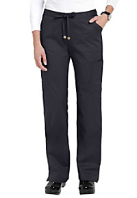 HeartSoul Charmed 6-pocket cargo scrub pants.