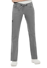 Landau Smart Stretch cargo pocket scrub pants.