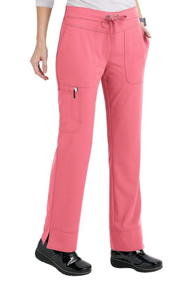 Greys Anatomy Signature Callie 3-pocket low rise cargo scrub pant.
