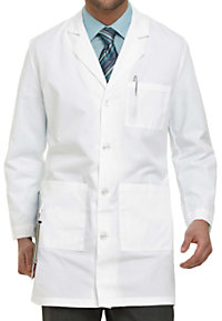 Landau Mens medical lab coat.
