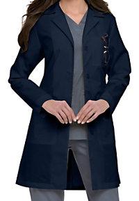 Landau 3-pocket medical lab coat.