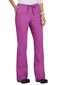 Cherokee Workwear Core Stretch cargo scrub pants.