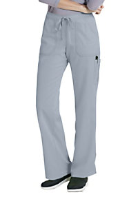 Greys Anatomy drawstring waist cargo scrub pants.