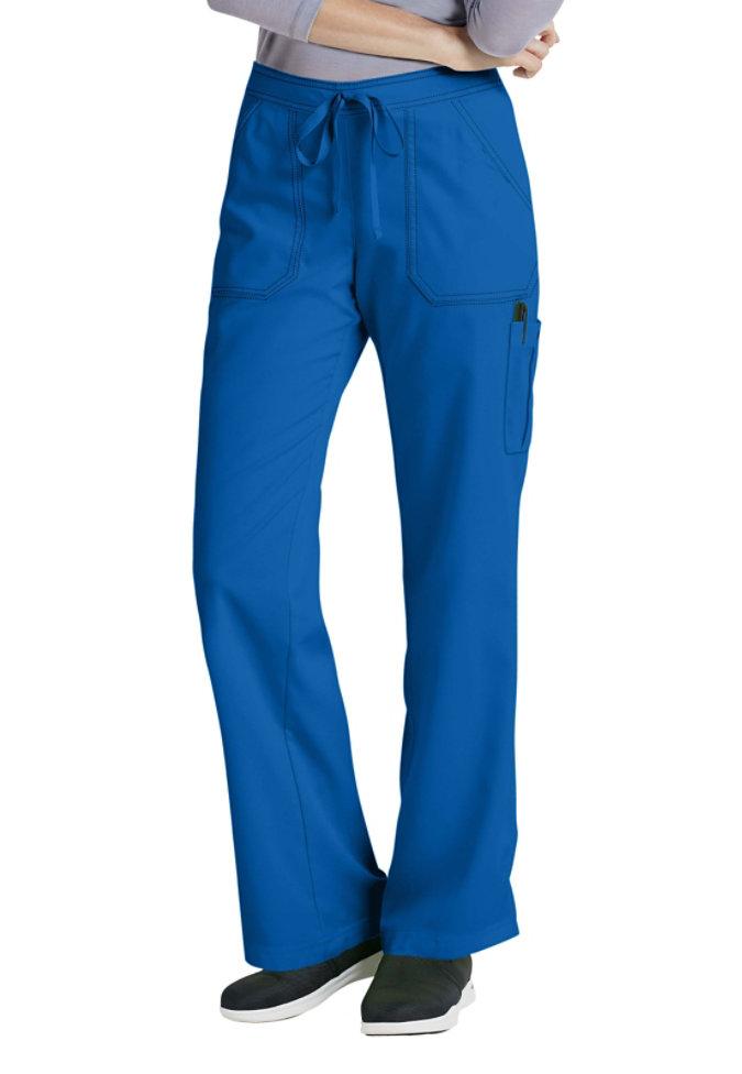Greys Anatomy drawstring waist cargo scrub pants.
