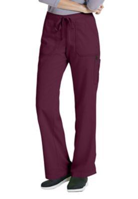 Greys Anatomy drawstring waist cargo scrub pants. 4245
