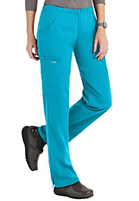 Greys Anatomy Stephanie 5-pocket cargo scrub pants.