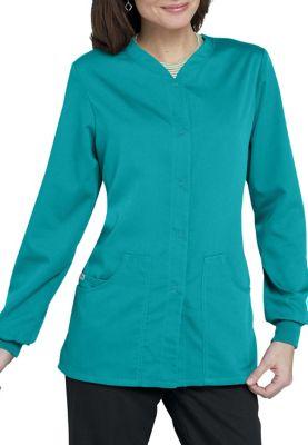 Greys Anatomy v-neck scrub jacket.