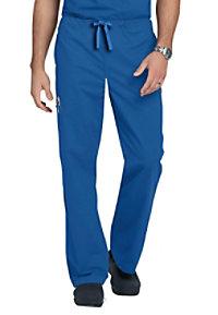 IguanaMed Med Flex II unisex drawstring waist scrub pants.