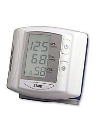 ADC Digital wrist blood pressure monitor.