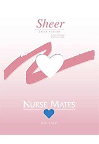 Nurse Mates Soft Lites sheer pantyhose.