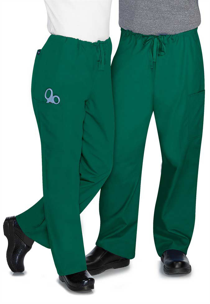 Life Essentials unisex drawstring pants.