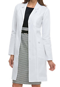 Dickies Professional Whites 37 inch lab coat.