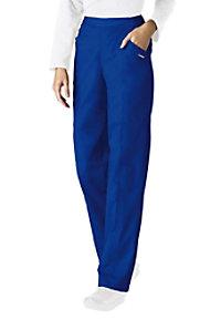 Landau elastic waist fashion scrub pants.