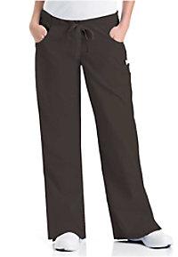 Landau modern fit cargo scrub pants.