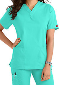 Dickies EDS Signature v-neck scrub top