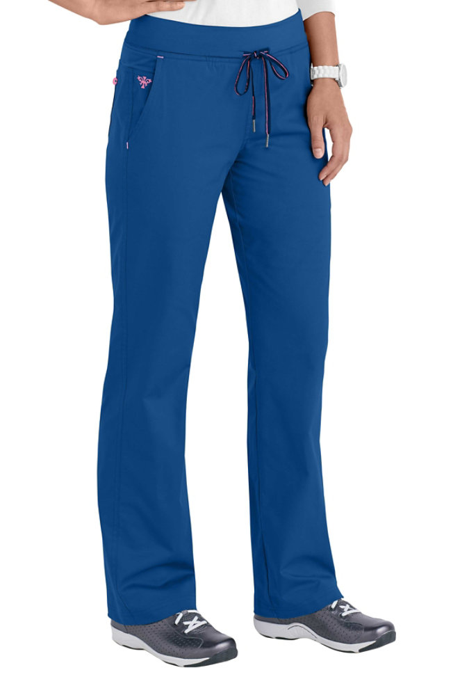 Med Couture Freedom Yoga scrub pants.