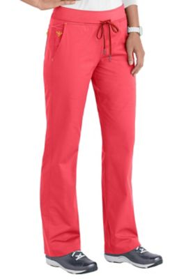 Med Couture Freedom Yoga scrub pants. 8715
