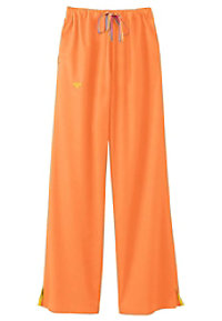 Med Couture Signature neon scrub pant.