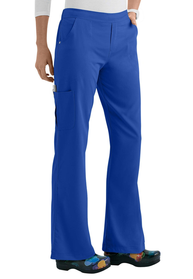 Urbane Ultimate Bailey stretch cargo scrub pants.