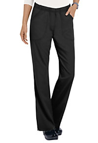 Urbane Ultimate Alexis elastic waist scrub pants.