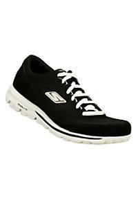 Skechers Go Walk Baby women's athletic shoes.