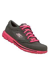 Skechers Go Walk Baby women's athletic shoes.