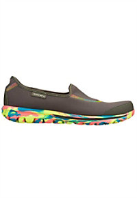 Skechers Go Walk Wavelength athletic shoes.