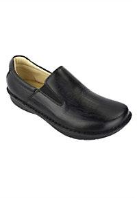 Alegria Oz slip-on mens shoes.