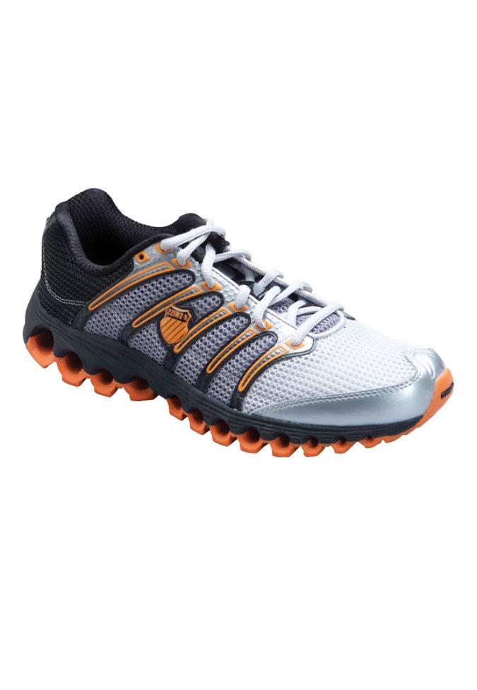 K-Swiss Tubesrun mens athletic shoe.