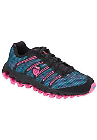 K-Swiss 100 Tubes women's athletic shoes.