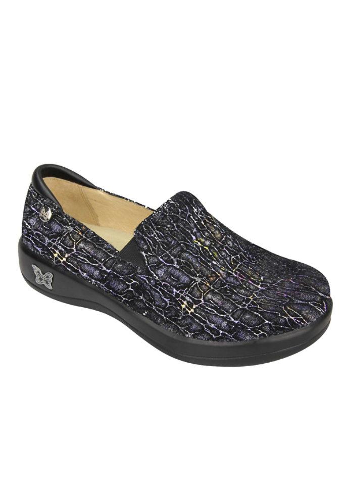 Alegria Keli Pro Totally Cellular nursing shoes.